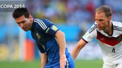 Alemania y Argentina encabezan ranking FIFA, Colombia es tercera y México sube al 16