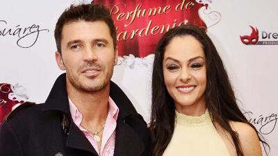 Leonardo García mantiene una relación cercana con su padre, pero no sucede lo mismo con su hermana Andrea