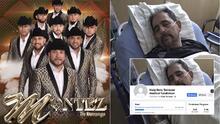 📸 Beto Terrazas de Montéz de Durango lucha contra el cáncer: Su familia pide ayuda económica