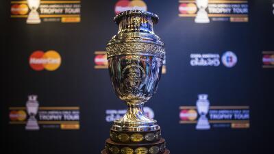 Argentina, Brasil, EEUU y México serán cabezas de grupo en la Copa América Centenario
