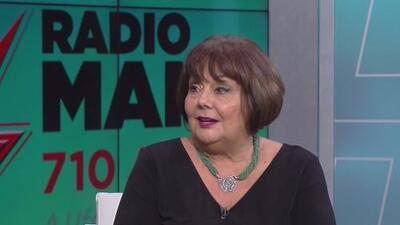 Cómo logró Ninoska Pérez Castellón convertirse en una celebridad de la radio