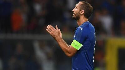 La selección italiana en caída libre ... y sin frenos