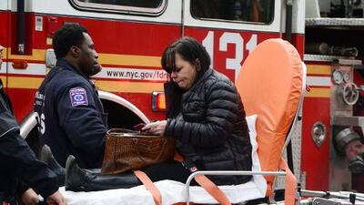 La conductora que atropelló y mató a dos niños en Park Slope llora mientras el juez fija una fianza de $ 25,000