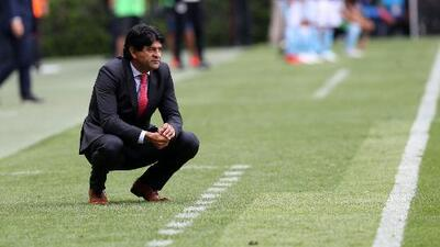 José Saturnino Cardozo espera dos o tres refuerzos más para Chivas
