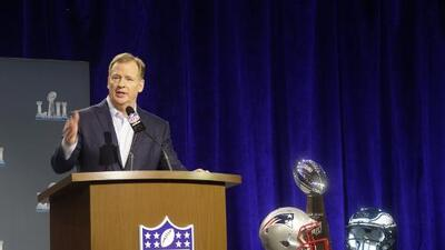 NFL confirma el Kansas City Chiefs vs. Los Angeles Rams en México en la campaña 2018