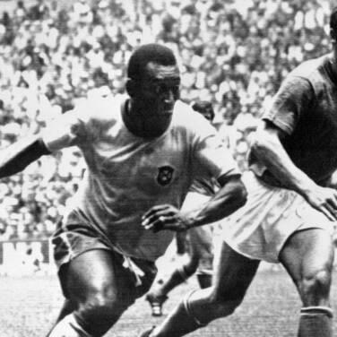 ¡O Rei! Pelé llega a sus 80 años y en TUDN recordamos sus gestas