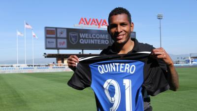 """Alberto Quintero respira un nuevo aire en la MLS: """"Lucharé para quedarme muchos años"""""""