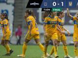 Con polémica arbitral Tigres da el primer zarpazo en la Final