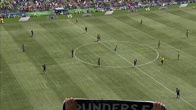 Highlights: Sporting Kansas at Seattle Sounders on September 1, 2018