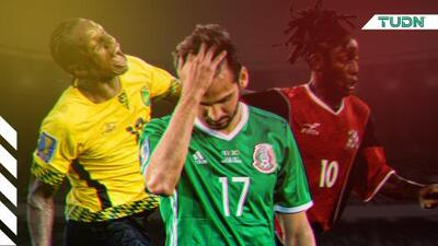No todo es miel para México ante selecciones caribeñas