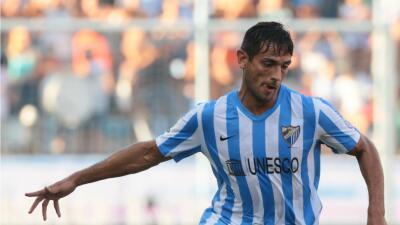 Las Palmas 1-1 Málaga: Santa Cruz rescata punto para el Málaga