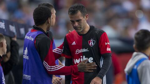 En Atlas ya contemplan el retiro de Rafa Márquez