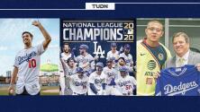 LAFC, LA Galaxy y hasta el América felicitaron a los Dodgers