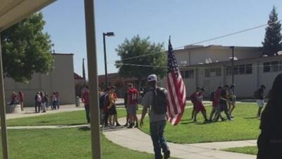 Lanzan insultos racistas a estudiantes mexicanos en la preparatoria Chowchilla