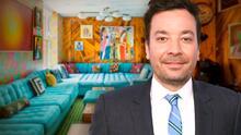 Jimmy Fallon pide 15 millones de dólares por su apartamento de tres pisos con pasillos secretos