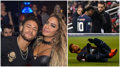 La 'maldición' del cumpleaños de la hermana de Neymar volvió a surtir efecto
