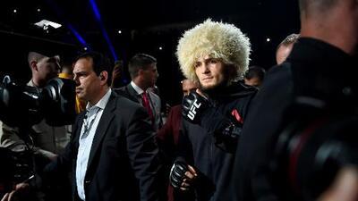Nurmagomedov pide cárcel para McGregor por golpear a anciano