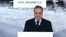 Florentino Pérez... ¡el amo de los galácticos en Real Madrid!