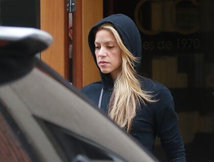 """Shakira se encuentra en Miami ensayando lo que será una presentación histórica: su junte  <b><a href=""""https://www.univision.com/deportes/nfl/shakira-y-jennifer-lopez-cantaran-en-el-super-bowl-liv-video"""">con Jennifer López en el show de medio tiempo del Super Bowl 2020</a></b>."""