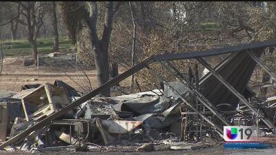 Incendios forestales provocan afectaciones a residentes del condado Nevada