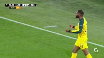¡GOOOL! Olivier Ntcham anota para Celtic