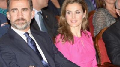 Los Príncipes de Asturias, recibidos en Miami como estrellas de Hollywood