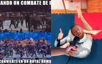 Memes de la pelea entre Khabib Nurmagomedov y Conor McGregor en la UFC
