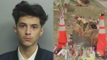 Otorgan libertad bajo fianza al joven señalado de huir tras causar mortal accidente en Miami-Dade
