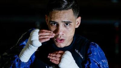 Oscar Valdez sueña con unificar títulos y ser el mejor