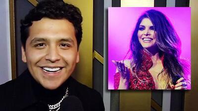 ¿Hay romance o no? Christian Nodal aclara los rumores de que está saliendo con Ana Bárbara