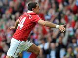 Manchester United recordó el gol de Chicharito a Chelsea en la Premier