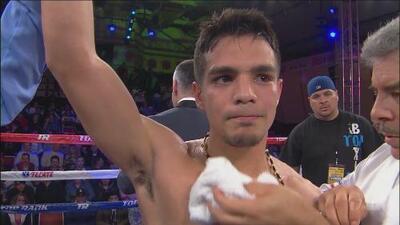 José 'Chon' Zepeda noqueó en dos rounds a Orlando Vázquez