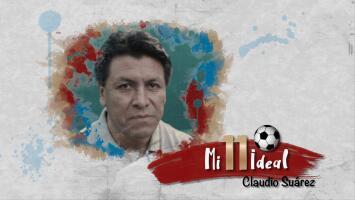 Mi Once Ideal: Claudio Suárez