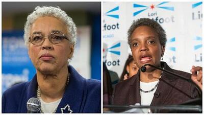 Lightfoot y Preckwinkle, dos mujeres afroamericanas disputarán la alcaldía de Chicago el 2 de abril