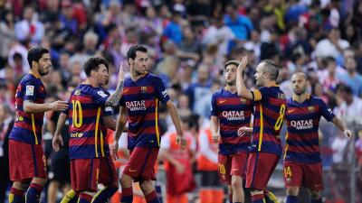 El Barça se une contra la pobreza extrema