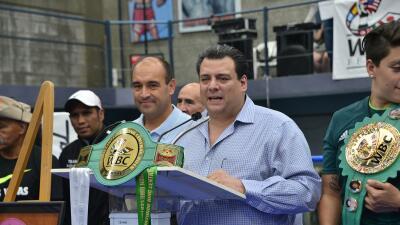 Mauricio Sulaimán destaca buen momento de boxeo a nivel mundial