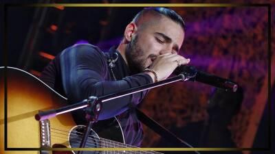 Imágenes exclusivas del último concierto acústico de Maluma