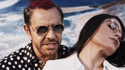 Eugenio Derbez se lanza como cantante de reguetón