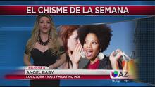 Angel Baby de Latino Mix 100.3 nos cuenta Los Chismes de La Semana por Noticias Univision Arizona