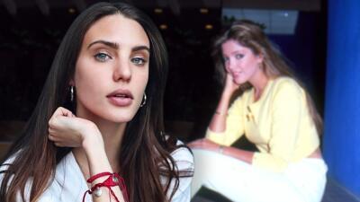 """Para Macarena Achaga interpretar el papel de Adela Noriega en 'Quinceañera' es un """"peso"""" del que aprenderá"""