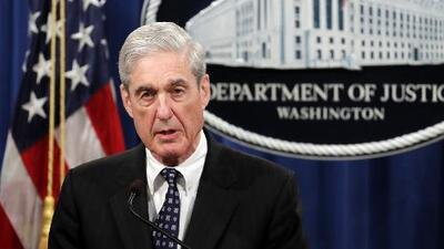 """Robert Mueller: """"Si hubiéramos tenido confianza de que el presidente no cometió un crimen, lo hubiéramos dicho"""""""