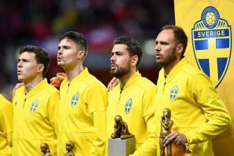 Suecia y sus 23 convocados al Mundial Rusia 2018