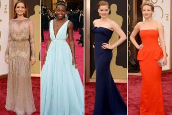 En el Oscar se impuso moda