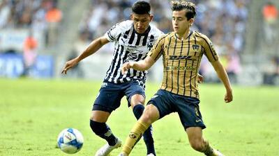 Pumas vs. Monterrey: Marioni va por el primer triunfo en Liga y Alonso a continuar con el invicto