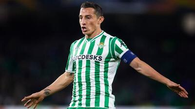 """Andrés Guardado sigue cobijando a Diego Lainez: """"Tengo un nuevo hijo"""""""
