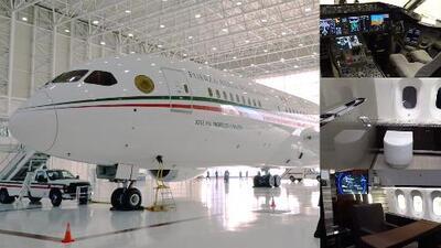 AMLO cumple con poner a la venta el lujoso avión presidencial