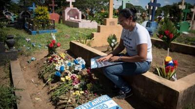 Daniel Ortega traslada la represión a los cementerios de Nicaragua en el Día de los Muertos