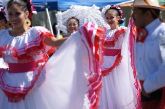 ¡Viva México!: Fiesta de independencia en Los Ángeles