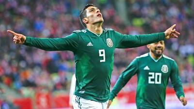 """Para Raúl Jiménez, México """"debe trazarse objetivos grandes para ser campeones del Mundo"""""""