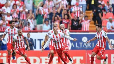 En Necaxa ven como 'ventaja' no recibir gol de visitante
